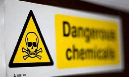 авария с химикатами на границе