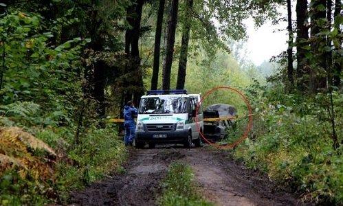 Жестокое убийство в Литве