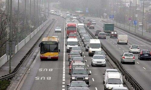 Выделенная полоса движения для автобусов buspas
