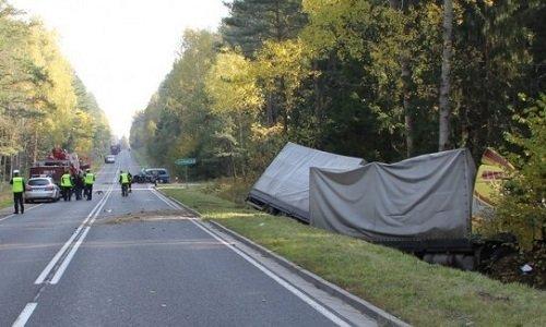 Гибель в аварии на трассе Белосток - Бобровники