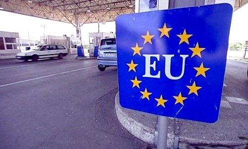 Возобновлен пограничный контроль внутри Евросоюза