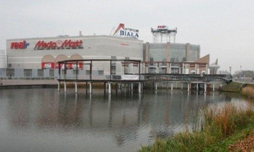 Торговый центр Галерия Бялая