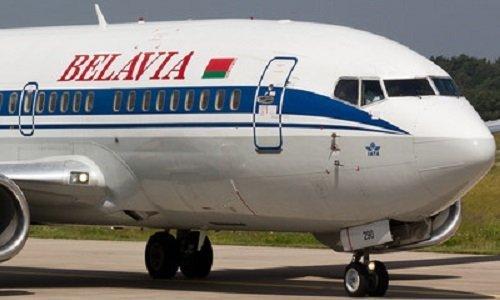 Самолет Минск Вильнюс