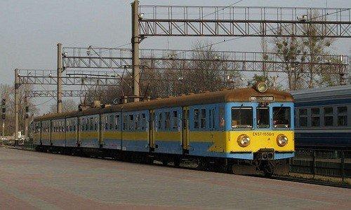 Поезд Белосток Гродно