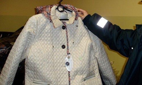 Поддельные куртки