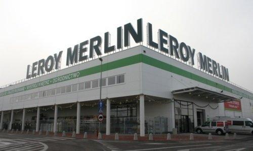 Магазин Leroy Merlin Белосток