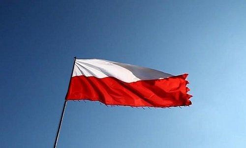 Флаг Речьпосполитой Польша