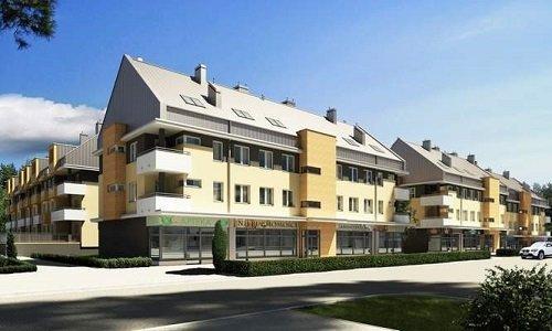 Визуализация нового дома в Белостоке