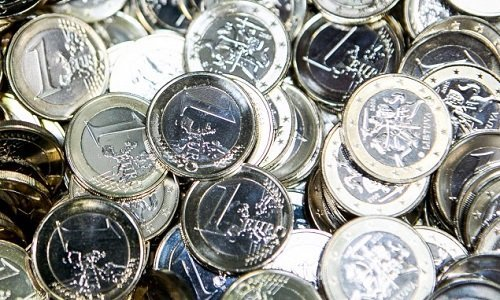 1 Евро монета Литва