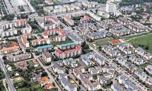 Жилие кварталы Белостока