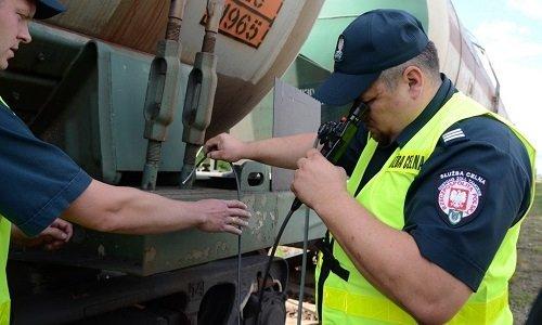 Сканер для осмотра полостей в вагонах