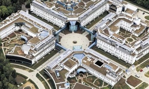 Студенческий городок университета Белостока
