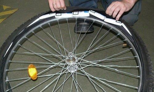 Конрабанда сигарет велосипедистом
