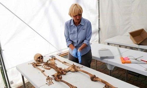 человеческие останки в следственном изоляторе Белосток