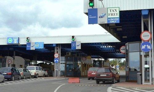 electronic Tax Free customs