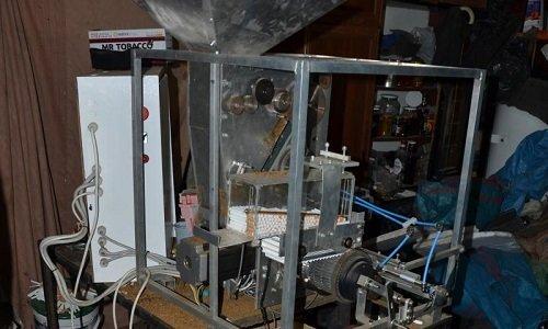 аппарат для производства сигарет