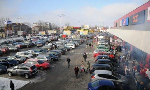 Торговый центр в Хайнувке