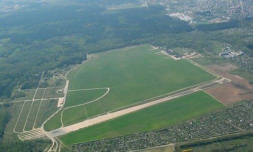 Аэропорт в Кривлянах