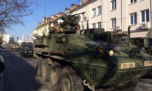 НАТО в Белостоке