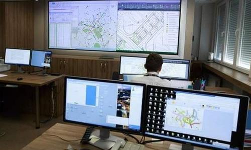 Центр управления дорожным движением в Белостоке