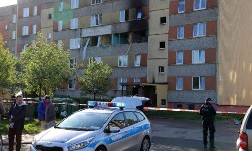 Взрыв в Белостоке