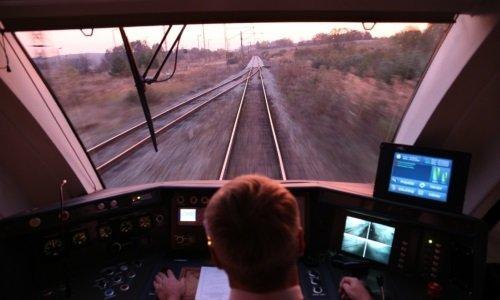 Поезд Rail Baltica
