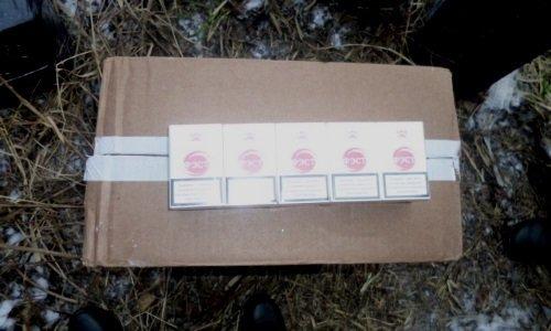 Сигареты Фест выловленные из реки Неман