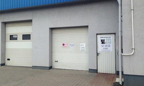 Расположение taxfree23.pl в здании