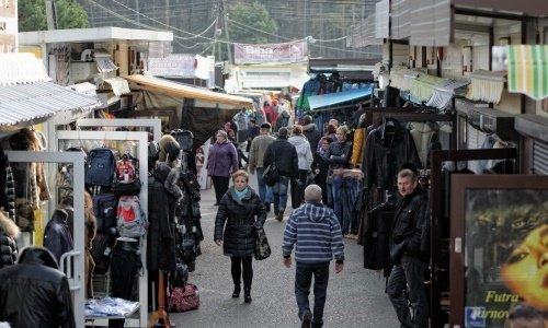 Рынок Кавалерийский Белосток