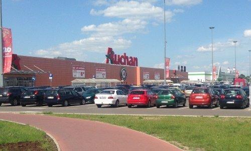 Auchan на а Хетманьской в Белостоке