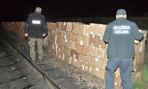 Контрабанда более 1 млн.евро в Тересполе