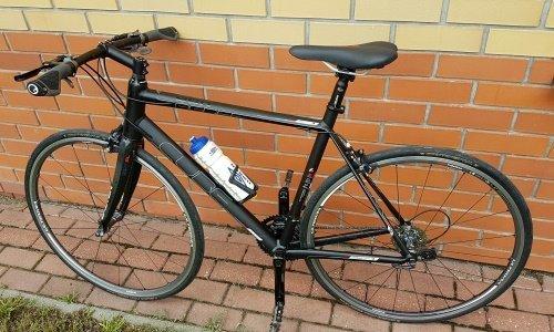 Краденный велосипед задержали на границе