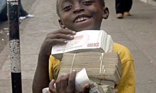 Зимбабвийская зарплата