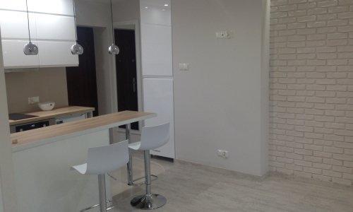 Современная квартира в Белостоке интерьер