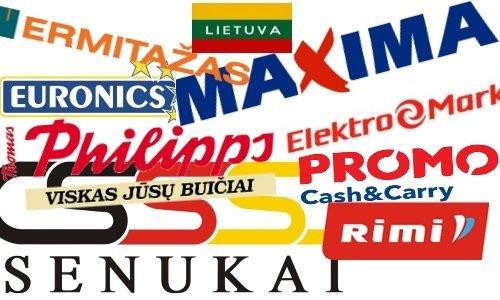 Распродажи в Литве