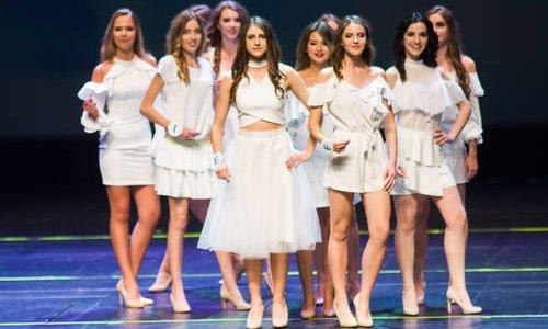 Польские конкурсантки: