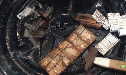 Белорус купил машину от контрабандиста, спустя год литовская таможня нашла в ней тайник с сигаретами.