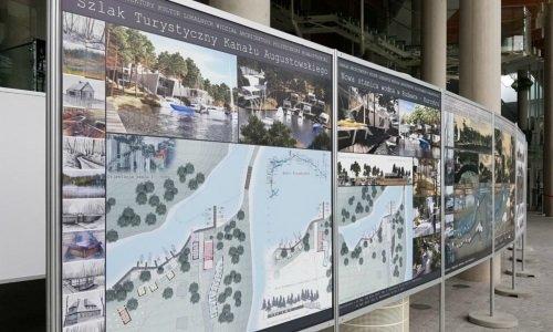 Проекты модернизации в Рудавке на Августовском канале в Польше