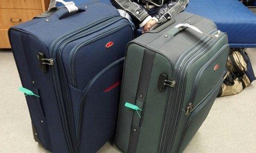Сигареты везли на самолете из Минска в Вильнюс через Германию