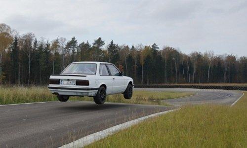 В Белостоке открыли автомобильную спортивно-скоростную трассу