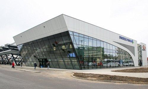 Автовокзал в Белостоке