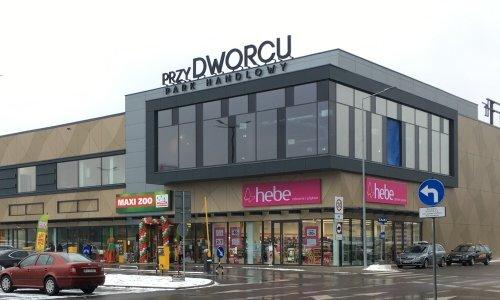 торговый центр Возле Вокзала в Белостоке