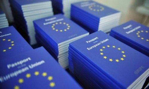 Паспорта Евросоюза