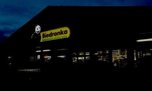 Бедронка закрыла круглосуточные магазины в Белостоке