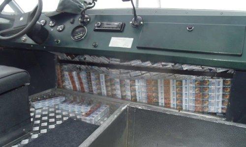 сигареты в лодке