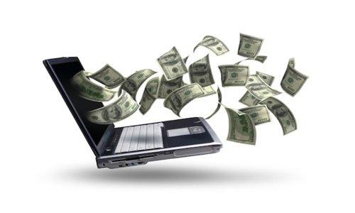 Деньги через компьютер