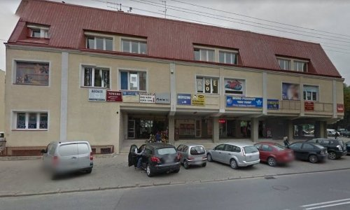 Торговый центр в Белостоке где произошел взрыв