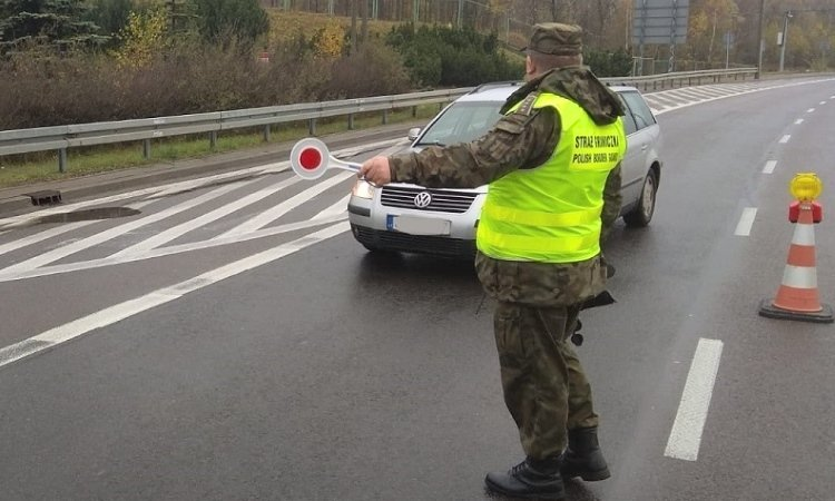 Выборочные проверки на границах страна Шенгенской зоны