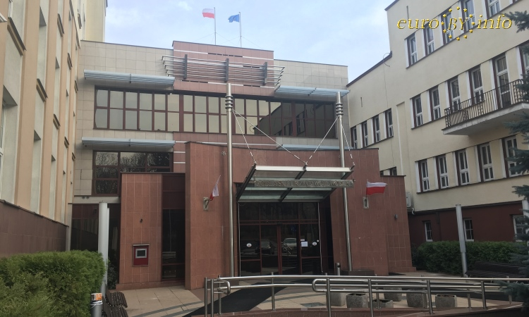 Отдел для иностранцев в Белостоке