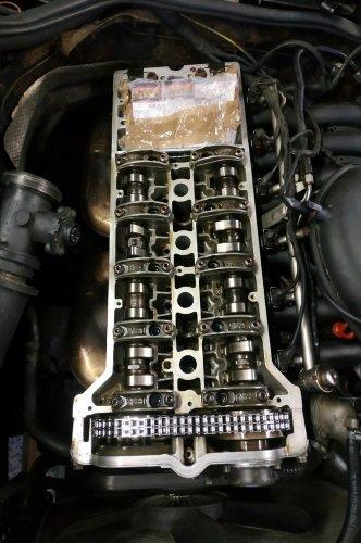 сигареты в двигателе